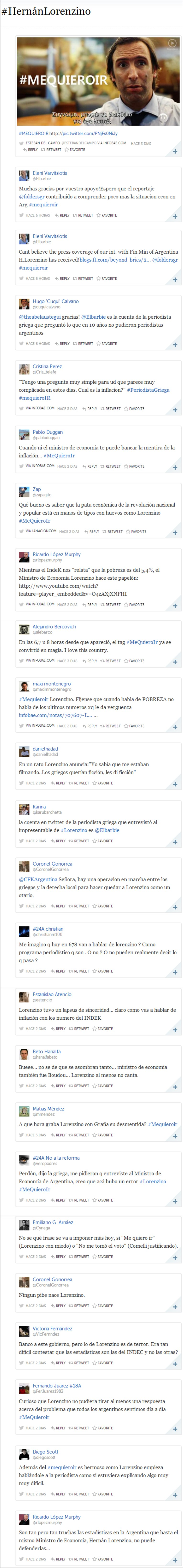 Lorenzino Storify